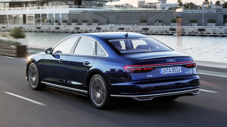 2019 Audi A8 Will Start At 84 795 When It Launches This Fall Autoblog