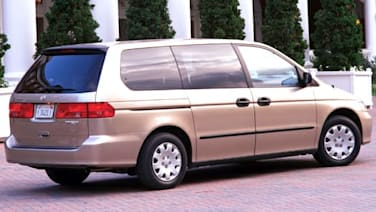 63aa281bd8 2000 Honda Odyssey Information