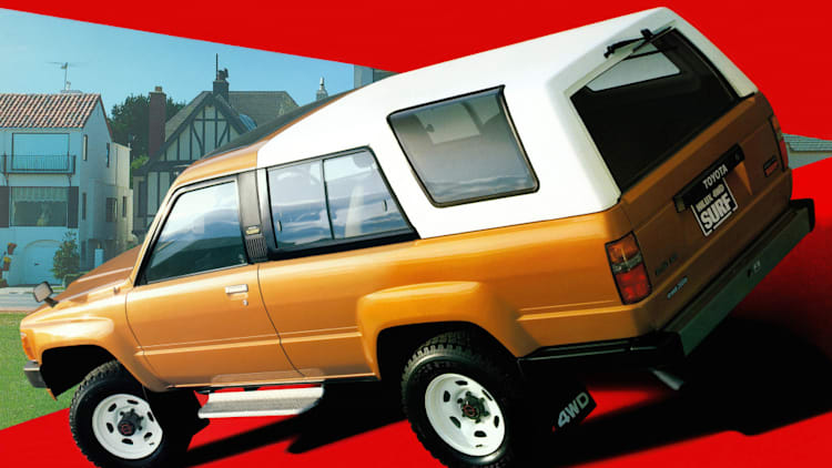 The Toyota Hilux pickup truck was born in March 1968, 50