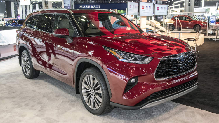 2020 Highlander Review.2020 Toyota Highlander Reviews Features Fuel Economy