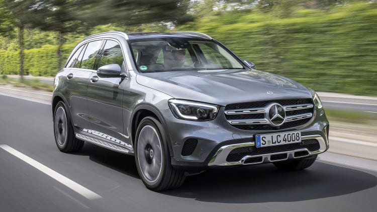2020 Mercedes-Benz GLC 300 First Drive Review | What's new, MBUX ...