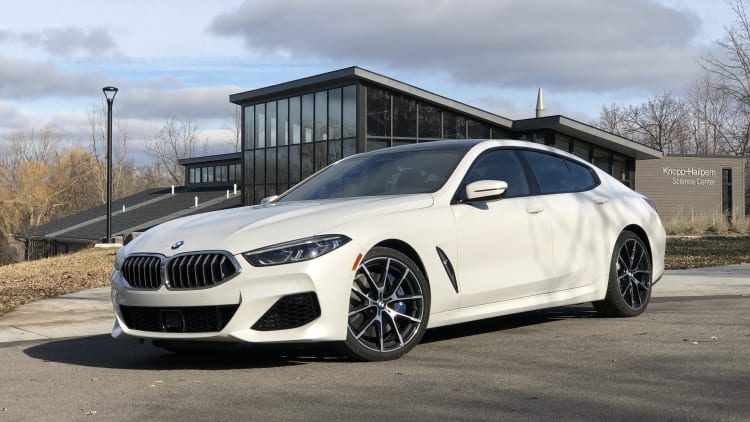 2020 Bmw 8 Series Reviews Price Specs Features And Photos Autoblog