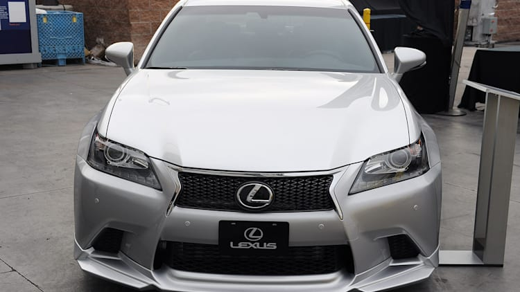 2013 Lexus Gs 350 F Sport Supercharged Adds What We Ve Been Missing Autoblog
