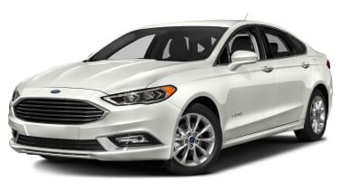 2017 Ford Fusion Hybrid Se 4dr Front Wheel Drive Sedan