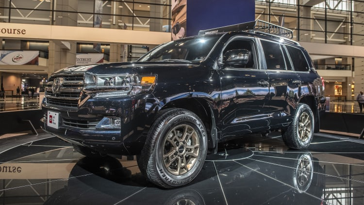 Toyota Land Cruiser next-generation is on its way, may lose V8