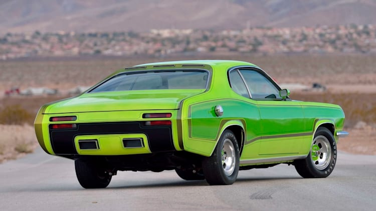 Plymouth, Dodge concept muscle cars headed to auction   Autoblog