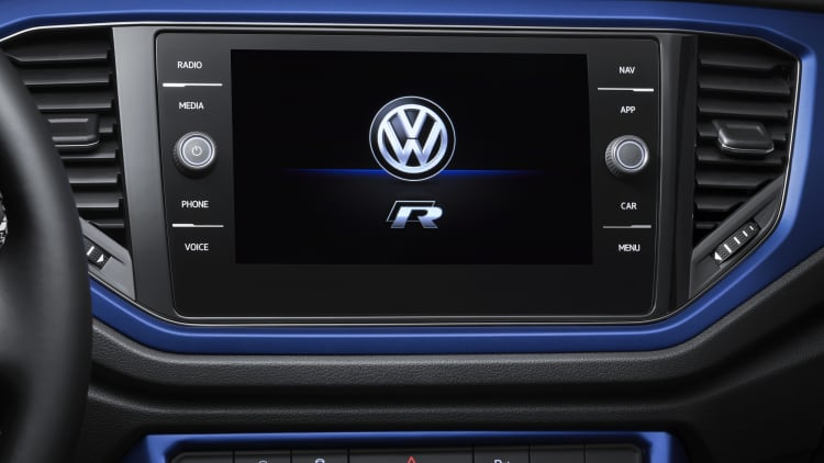 VW T-Roc R gets all the performance goods from the Golf R