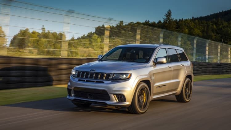 2020 Jeep Grand Cherokee Review Pricing Specs Safety