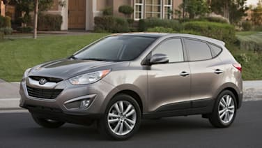 2012 Hyundai Tucson Reviews Specs Photos