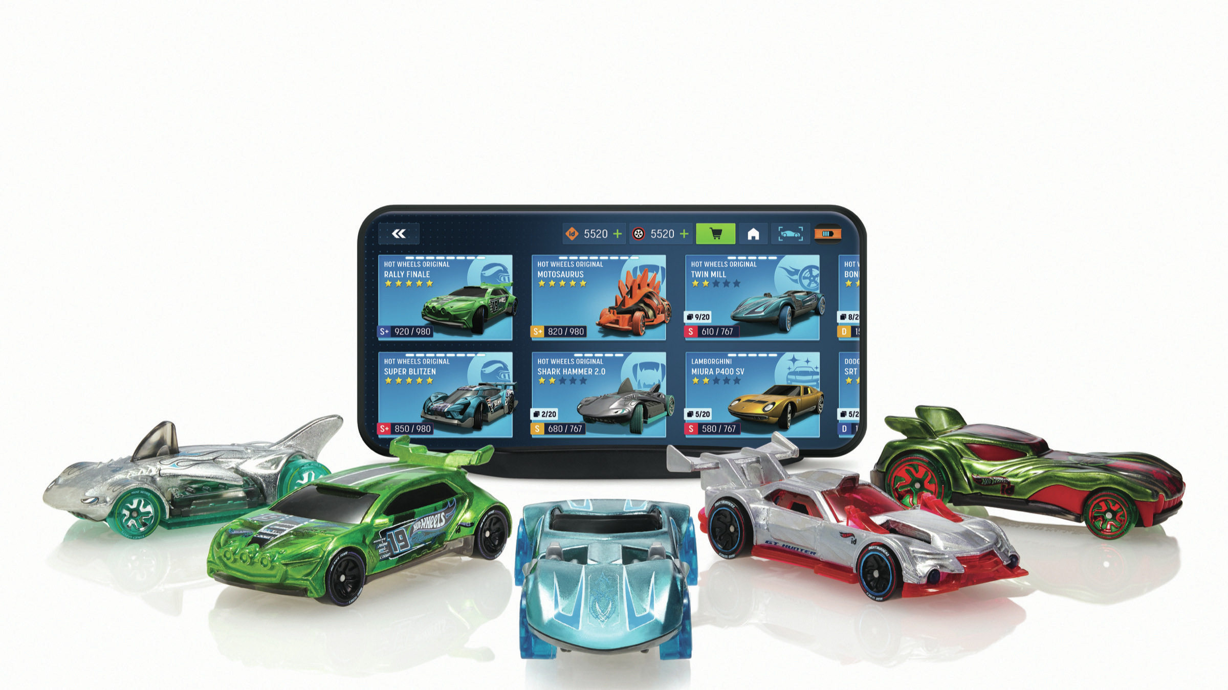 Hot Wheels launches 'id' high-tech toy cars with smart track