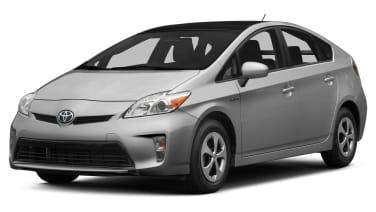 2017 Toyota Prius Five 5dr Hatchback