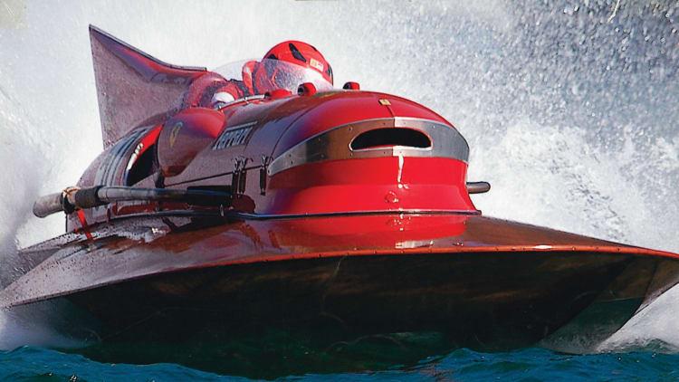 1953 Ferrari Arno Xi Racing Boat For Sale Autoblog
