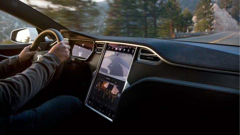 Tesla Model S To Adopt Model 3 S Minimalist Interior Says