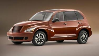 2008 Chevrolet Hhr Vs 2008 Chrysler Pt Cruiser Overview Autoblog