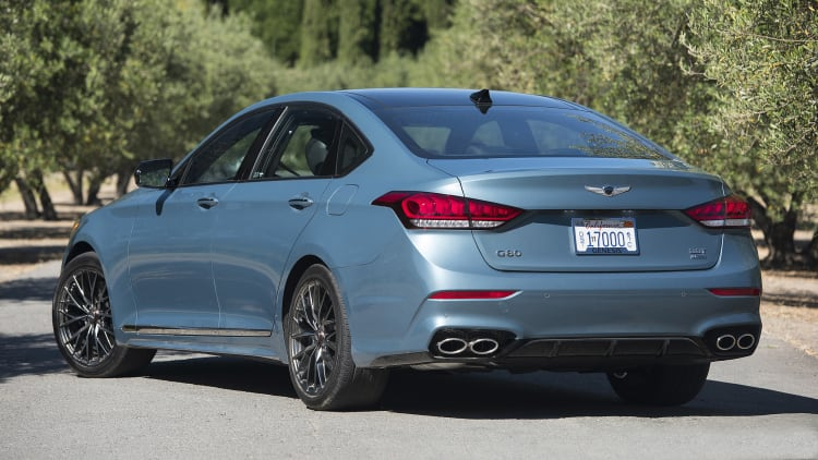 Genesis luxury cars are great, so why aren't people buying