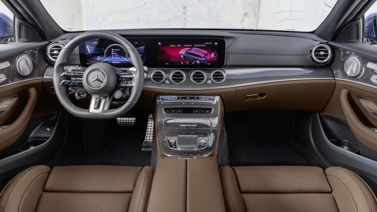 2021 Mercedes-AMG E 63 S sedan, wagon revealed | Autoblog