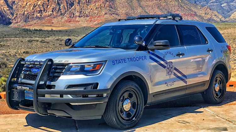Vote for the best-looking state police cruiser | Autoblog