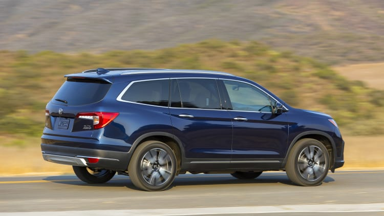 20 Honda Pilot Review  Price, fuel economy, features and photos Price and Release Date