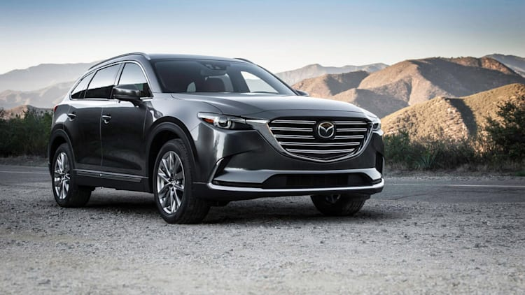 2020 Mazda Cx 9 Review.2020 Mazda Cx 9 Gets A Light Refresh With More Torque And