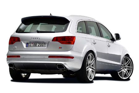 B&B announces tuning packages for Audi Q7 4 2 TDI   Autoblog