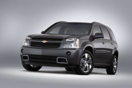 2008 Chevy Equinox Sport: One S shy of an SS | Autoblog