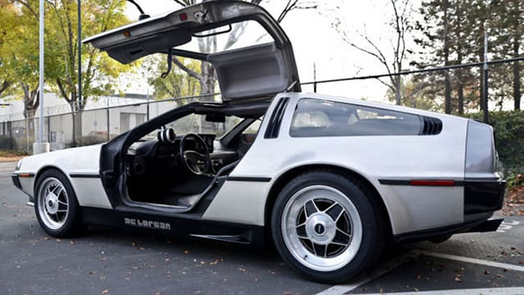 eBay Find of the Day: 1981 DeLorean with 570-hp twin-turbo Buick V6