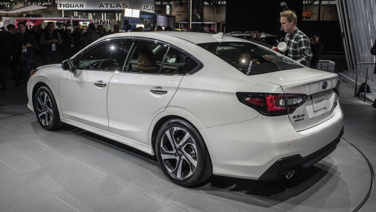 2020 Subaru Legacy And Outback Pricing Announced Autoblog