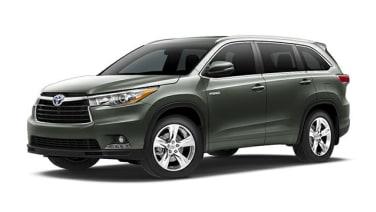 2017 Toyota Highlander Hybrid Limited V6 4dr All Wheel Drive