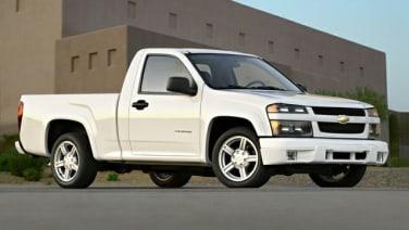 2008 Chevrolet Colorado Information