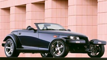 2001 Chrysler Prowler Base 2dr Convertible