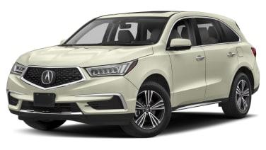 2018 Acura Mdx 3 5l 4dr Sh Awd