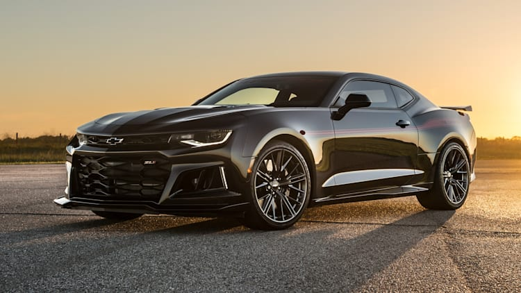 Video shows the delivery of a Hennessey Exorcist Camaro | Autoblog