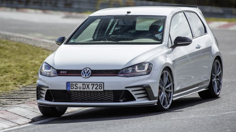 Volkswagen Gti Clubsport S Is A Record Breaker That We Can T