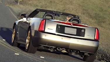 2006 Cadillac Xlr Information