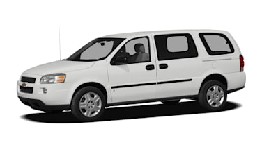 2007 Ford Freestar Vs Other Vehicles Overview Autoblog