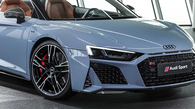 Audi Prices 2020 Tt Rs R8 V10 And R8 V10 Decennium Autoblog