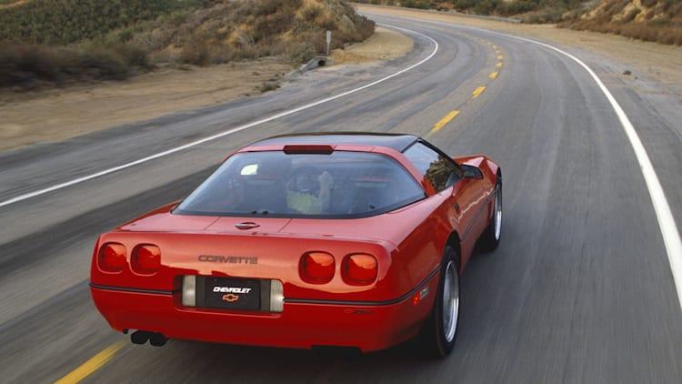 Why it's the right time to buy a C4 Chevy Corvette — and