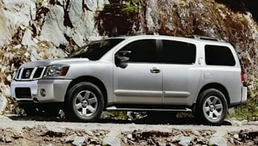 2006 Nissan Armada Vs Toyota Sequoia And Highlander Hybrid Overview