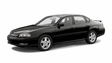 2004 Chevrolet Impala Base 4dr Sedan