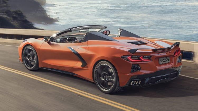 23+ 2020 Z06 Corvette