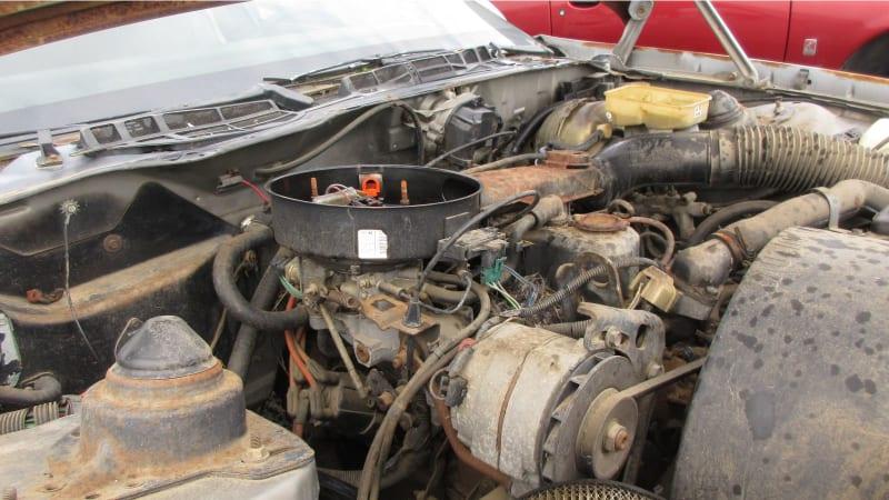 1984 Chevrolet Camaro junkyard find   Autoblog