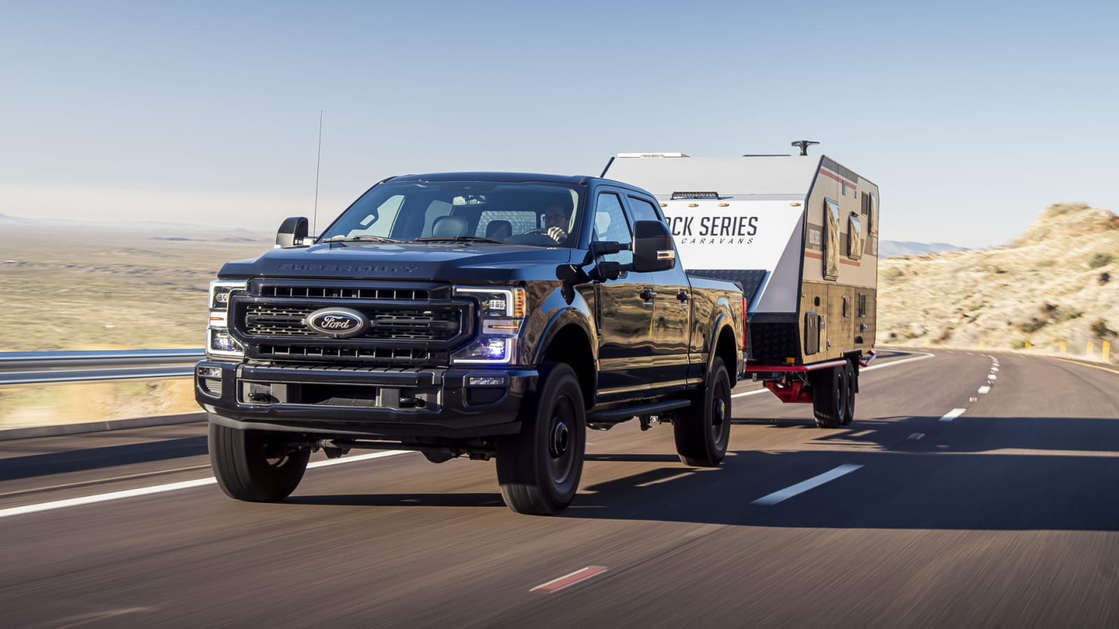 2020 Ford Super Duty New Model and Performance