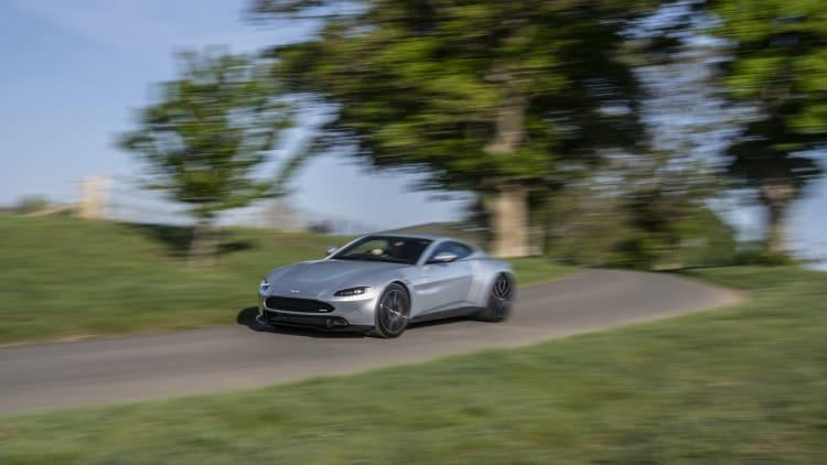 Aston Martin Vantage Gets Revenant Automotive S Smaller Grille Autoblog