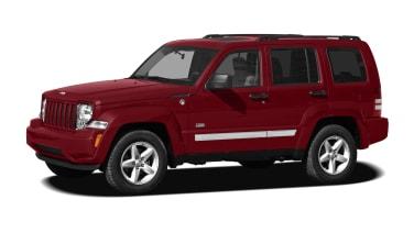 2009 Jeep Liberty Reviews Specs Photos