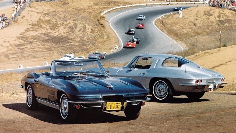 top chevrolet corvette milestones through its first seven generations