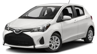 2017 Ford Fiesta Vs 2017 Toyota Yaris And 2017 Nissan Versa