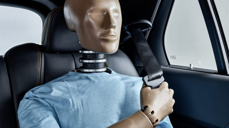 Mercedes Experimental Safety Vehicle foretells future of