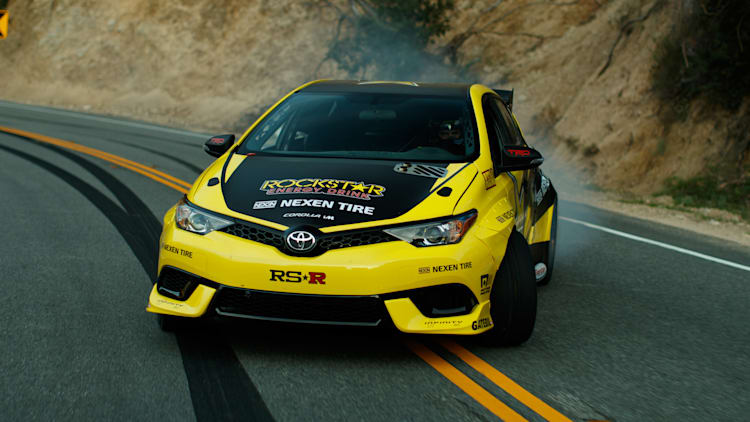 This 1,000-HP, rear-drive Toyota Corolla iM is for sale | Autoblog