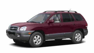 Honda Pilot Vs Hyundai Santa Fe >> 2005 Honda Pilot Vs 2005 Toyota Highlander And 2005 Hyundai Santa Fe