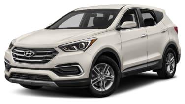 2017 Hyundai Santa Fe Sport 2 4l 4dr All Wheel Drive